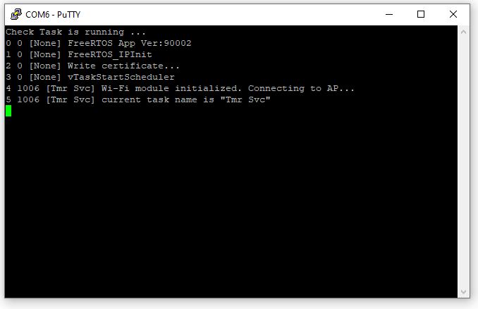 Nu-Link Serial Terminal