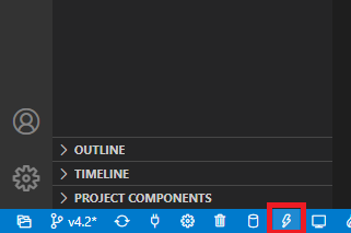 Visual Studio Code - Flash
